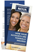 Photo of NCUA Brochure