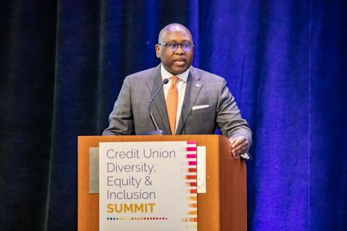The Honorable Rodney E. Hood - Diversity, Inclusion, and Equity Summit