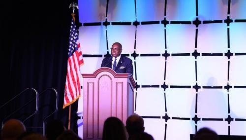 The Honorable Rodney E. Hood [11] - American Credit Union Mortgage Association 2019 Annual Conference